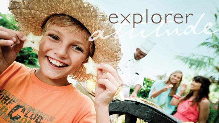 Explorer Attitude - Hotel Coin de Mire Attitude Mauritius